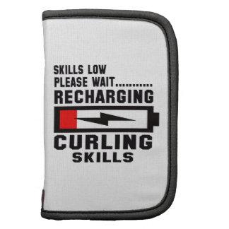 Please wait recharging Curling skills Organizer