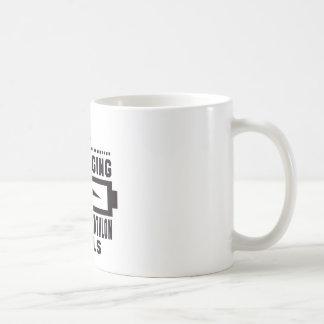 Please wait recharging Modern Pentathlon skills Basic White Mug