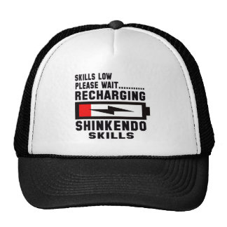 Please wait recharging Shinkendo skills Trucker Hat