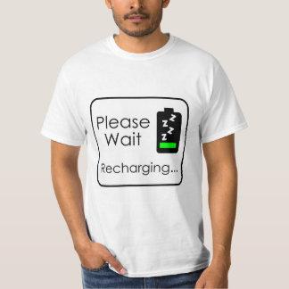 Please Wait... Recharging T-Shirt