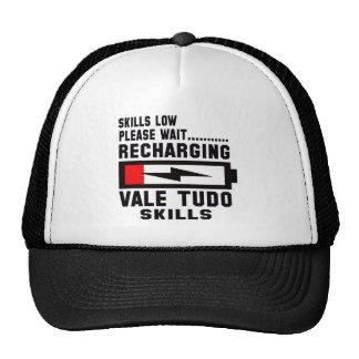 Please wait recharging Vale Tudo skills Trucker Hat