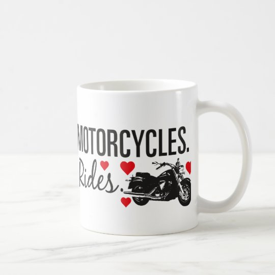Please Watch For Motorcycles - Cruiser Coffee Mug