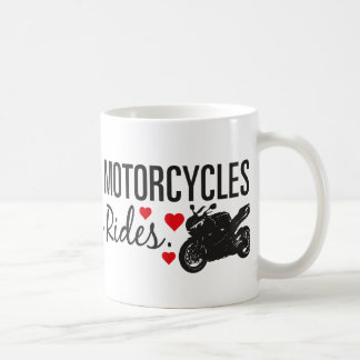 Please Watch For Motorcycles - Sportbike Coffee Mug