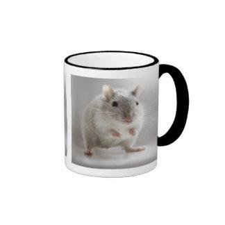PLEASED TO MEET YOU RINGER COFFEE MUG
