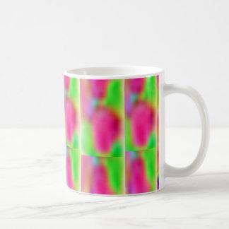 Pleasing to eye: Purple PINK DOTS  Celebration Art Classic White Coffee Mug