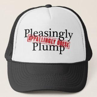 Pleasingly Plump: APPALLINGLY OBESE Trucker Hat
