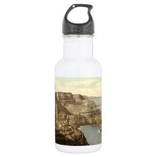 Pleaskin Head, Giant's Causeway, County Antrim Water Bottle