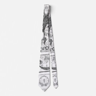 Pleasure Barge 1896 a Tie
