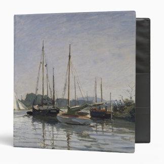 Pleasure Boats, Argenteuil, c.1872-3 Binder