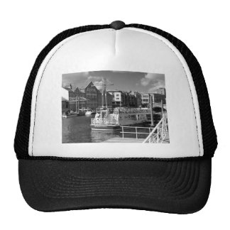 Pleasure boats on the York river Ouse. Trucker Hat