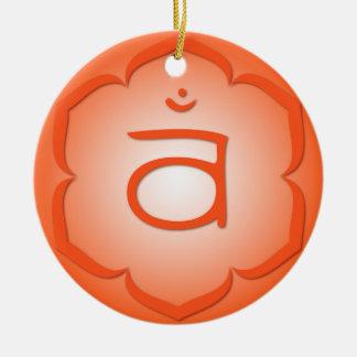 Pleasure Chakra II Ornament