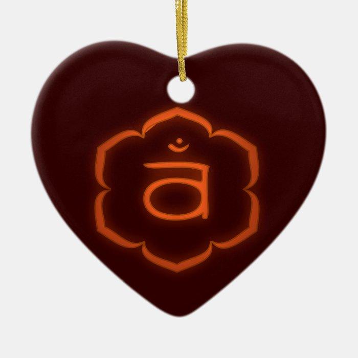 Pleasure Chakra Ornament