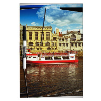 Pleasure cruise on the Ouse Dry Erase Board
