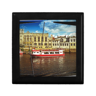 Pleasure cruise on the Ouse Jewelry Box