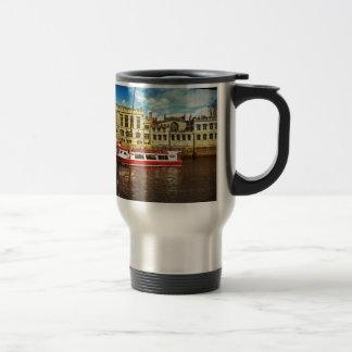Pleasure cruise on the Ouse Travel Mug