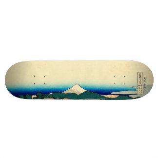 Pleasure District at Senju Skateboard Deck