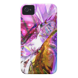 Pleasure Paradox Abstract Case-Mate iPhone 4 Cases