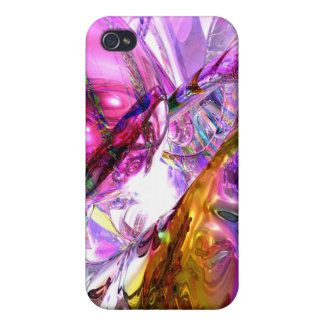 Pleasure Paradox Abstract Cases For iPhone 4