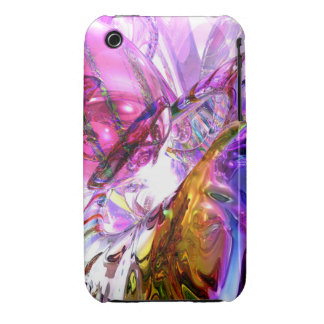 Pleasure Paradox Abstract iPhone 3 Case-Mate Case
