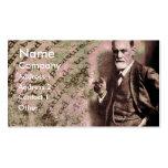 Pleasure Principle Business Card Template