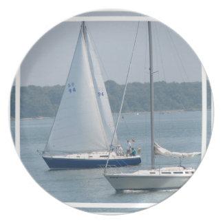 Pleasure Sail Plate