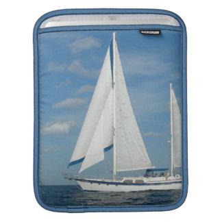 Pleasure Sailing iPad Sleeve