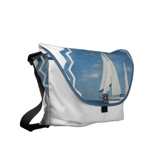 Pleasure Sailing Messenger Bag