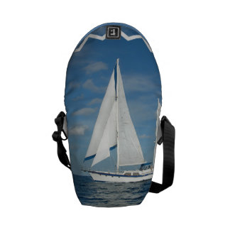 Pleasure Sailing Messenger Bags