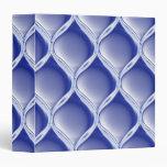 Pleated Cobalt Binders