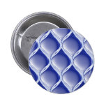 Pleated Cobalt Button
