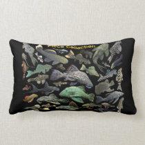 Pleco Collection Lumbar Pillow