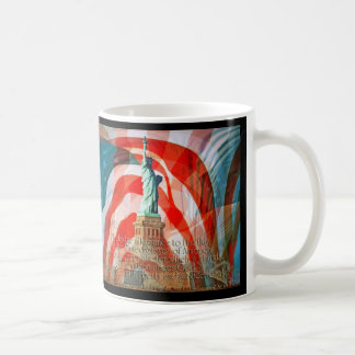 Pledge Allegiance To The Flag II Coffee Mugs