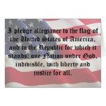 Pledge of Allegiance Cards