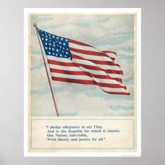 Pledge of Allegiance Posters