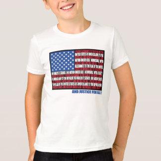 Pledge of Allegiance t-shirt