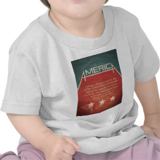 Pledge of Allegiance T Shirt