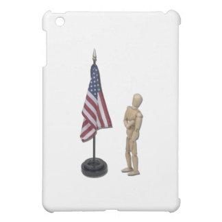 PledgeToAmericanFlag121211 iPad Mini Covers