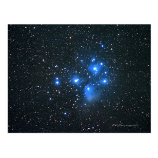 Pleiades 2 postcard
