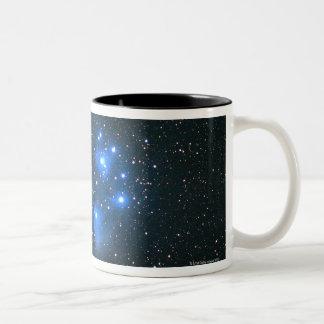 Pleiades 2 Two-Tone coffee mug