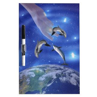 Pleiades Art of Creation Dry-Erase Board