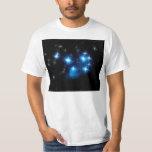 Pleiades Blue Star Cluster T Shirt