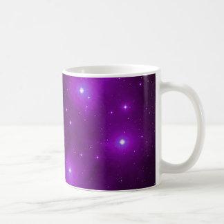 Pleiades en taza púrpura