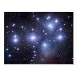 Pleiades Gendler Big Postcard