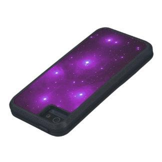 Pleiades in Purple iPhone 5 Case