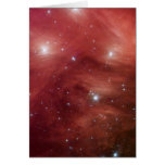 Pleiades in Red Cards