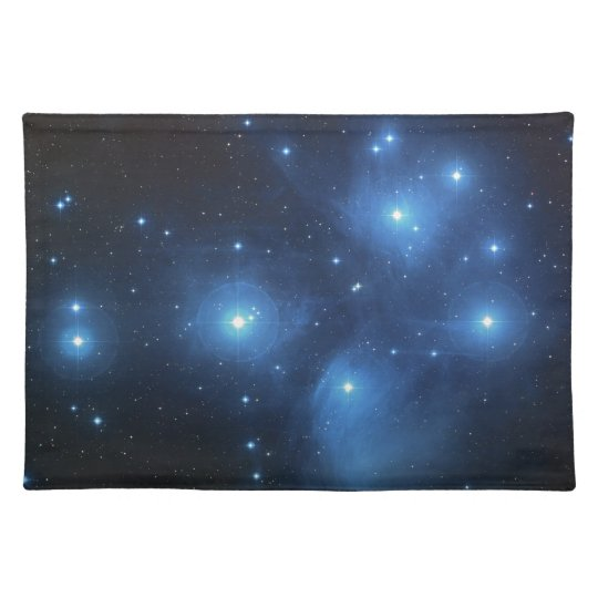 Pleiades or The Seven Sisters M45 Placemat