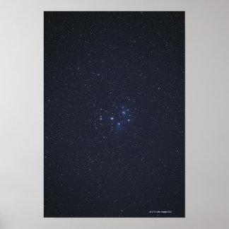 Pleiades Print
