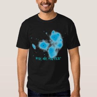 Pleiades Star System Tshirts