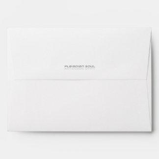 Pleiadian Soul White Envelope