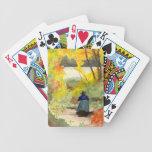 Plein Air 2 Bicycle Poker Cards